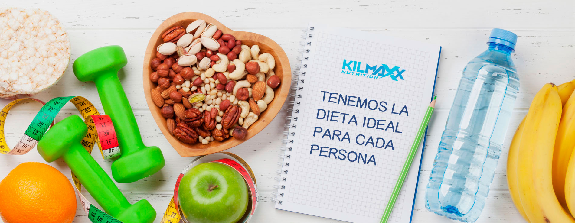 Dietas Personalizadas por profesionales Kilmaxx Nutrition