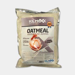 Harina Avena Oatmeal 1kgrs sabor Vainilla Cream Kilmaxx-Nutrition | Suplementos deportivos de calidad a precios directos del fabricante